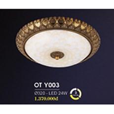 Đèn Ốp Trần Cổ Điển HP6 OT Y003/320 Ø320