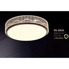 Đèn áp trần LED HP6 ML 6834 Ø480xH120