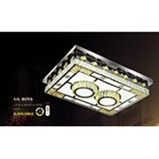 Đèn Mâm Pha Lê HP6 ML 8098 L800xW600xH200