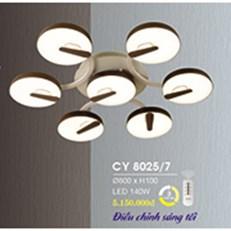 Đèn áp trần LED HP6 CY 8025/7 Ø800xH100