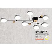 Đèn Trần Nghệ Thuật HP6 CY 8629/7 L1200xW750xH95