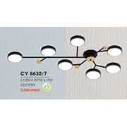 Đèn Trần Nghệ Thuật HP6 CY 8630/7 L1200xW750xH95