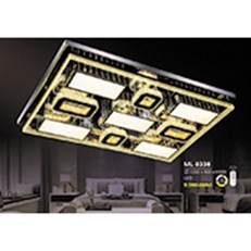 Đèn Mâm Pha Lê HP6 ML 8338 1200x800xH200