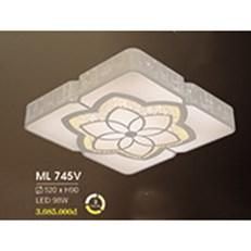 Đèn áp trần LED HP6 ML 745V 520xH90