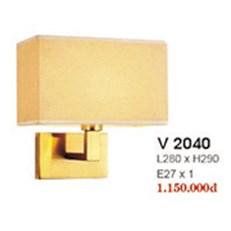 Đèn Tường Trang Trí HP6 V 2040 L280xH290