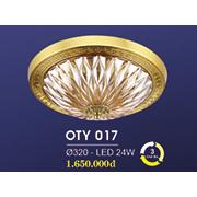 Đèn Ốp Trần Cổ Điển HP6 OT Y017/320 Ø320