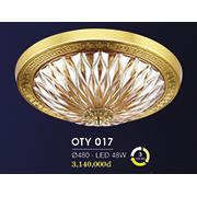 Đèn Ốp Trần Cổ Điển HP6 OT Y017/480 Ø480