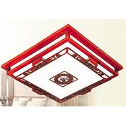 Đèn ốp trần gỗ HP6 OTG 13 520xH80