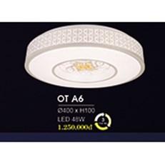 Đèn áp trần LED HP6 OT A6 Ø400xH100