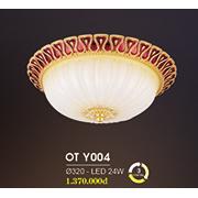 Đèn Ốp Trần Cổ Điển HP6 OT Y004/320 Ø320