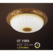 Đèn Ốp Trần Cổ Điển HP6 OT Y005/320 Ø320