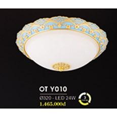 Đèn Ốp Trần Cổ Điển HP6 OT Y010/320 Ø320