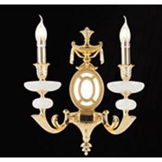 Đèn Tường Nến Đồng HP6 VĐ 1250/2 L360xH400
