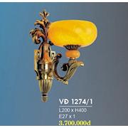 Đèn Tường Nến Đồng HP6 VĐ 1274/1 L200xH400