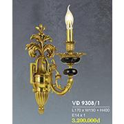 Đèn Tường Nến Đồng HP6 VĐ 9308/1 L170xW190xH400