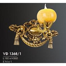 Đèn Tường Nến Đồng HP6 VĐ 1368/1 L180xH360