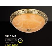 Đèn Áp Trần Đồng HP6 OĐ 1341 24W Ø300xH126