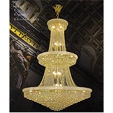Đèn Chùm Pha Lê HP6 CFL 2333/1900 Ø1900xH2800