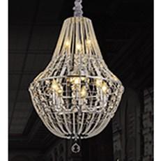 Đèn Chùm Pha Lê HP6 CFL 99108/600 Ø600xH880
