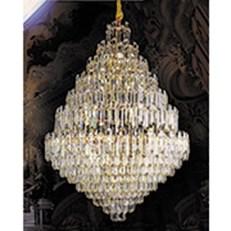 Đèn Chùm Pha Lê HP6 CFL 8188/800 Ø800xH1050