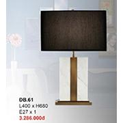 Đèn Bàn Trang Trí CTK7 DB.61 L400xH680