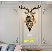 Đèn Tường Trang Trí SN4 VN 5431 Ø450xH590