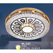 Đèn Mâm Pha Lê SN5 ML 2107 Ø500