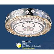 Đèn Mâm Pha Lê SN5 ML 2110 Ø500