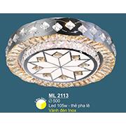 Đèn Mâm Pha Lê SN5 ML 2113 Ø500