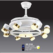 Đèn Quạt SN5 QĐ 2160 Ø1080xH400