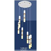 Đèn Thả LED SN5 T 2169/6+1 Ø320xH1500