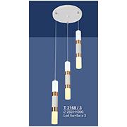 Đèn Thả LED SN5 T 2168/3 Ø250xH1000