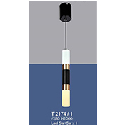 Đèn Thả LED SN5 T 2174/1 Ø80xH1000