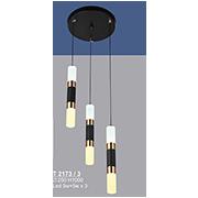 Đèn Thả LED SN5 T 2173/3 Ø250xH1000