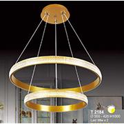 Đèn Thả LED SN5 T 2184 Ø550-420xH1000