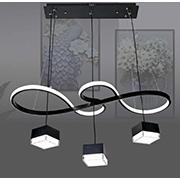 Đèn Thả LED SN5 T 2197/3 W300xL770xH1000
