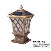 Đèn Trụ Cổng SN5 TC 2310A 200xL200xH340