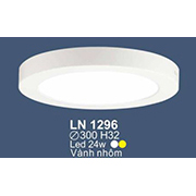 Đèn ốp nổi SN5 LN 1296 Ø300xH32