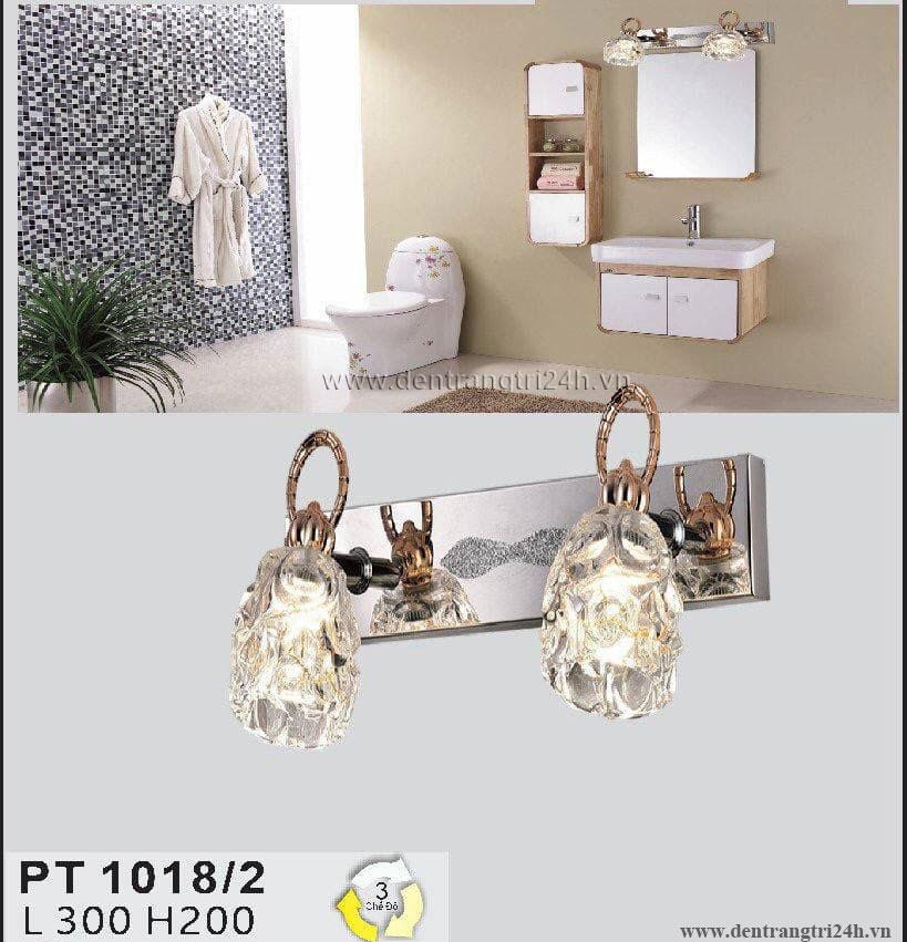 Đèn Soi Gương WQ5 PT 1018/2 L300xH200