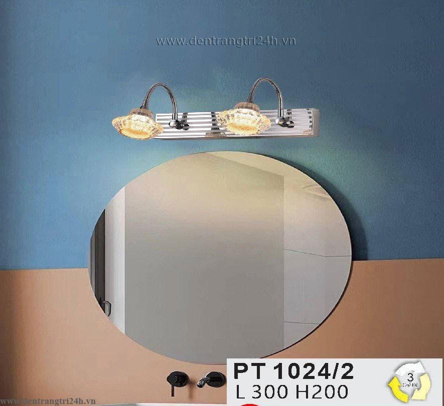 Đèn Soi Gương WQ5 PT 1024/2 L300xH200