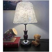 Đèn Bàn Trang Trí WQ5 ĐB 1074 Ø250xH350