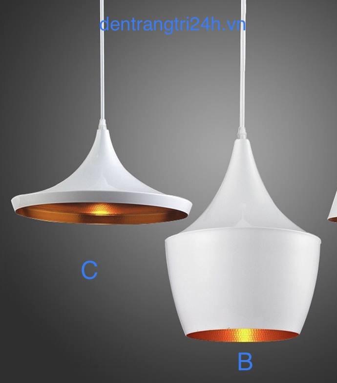 Đèn Thả Bàn Ăn  CTK5 TCF.01KGT-C Ø350 x H300
