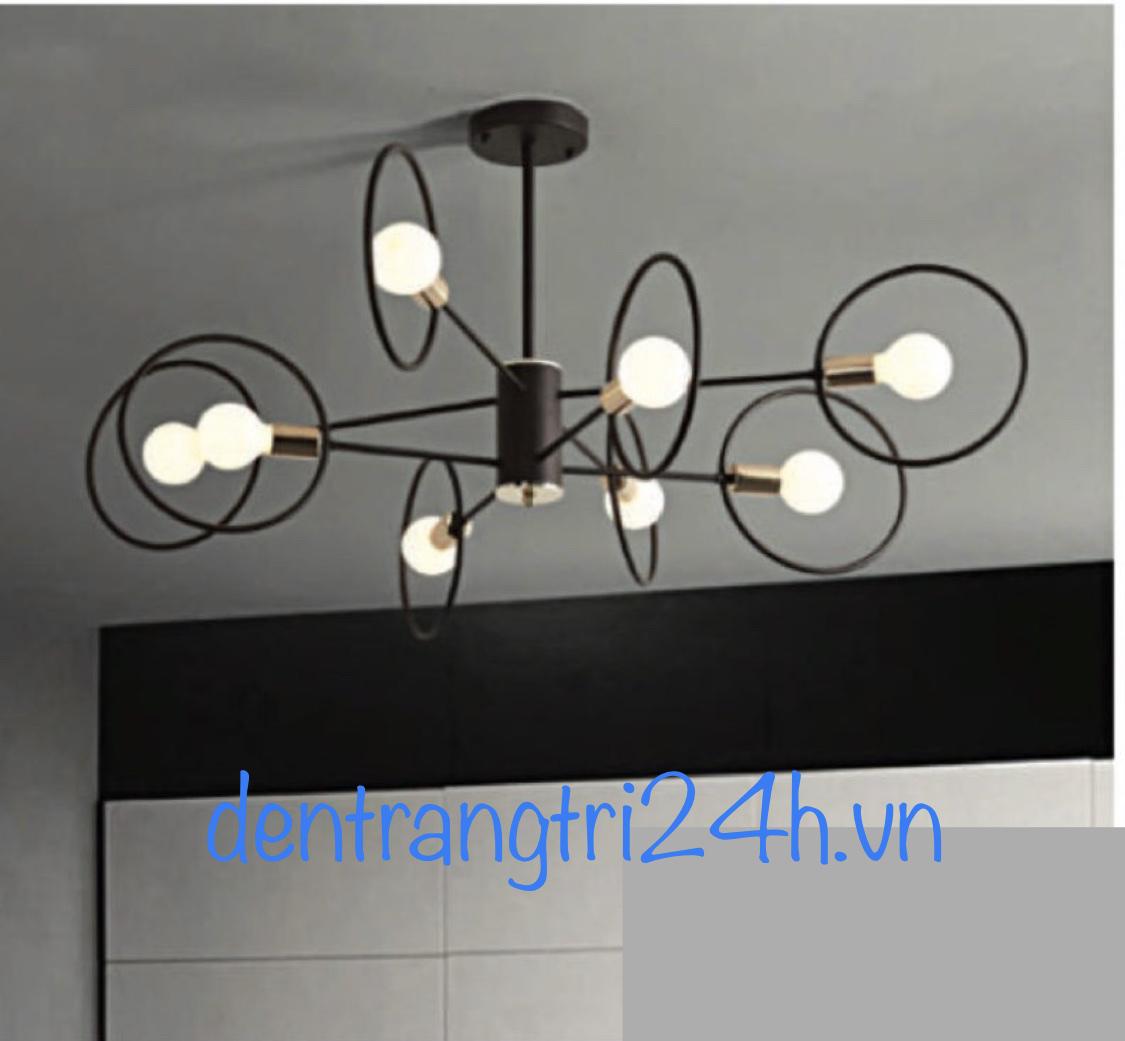 Đèn Thả Bàn Ăn PT5 THCN 60-21 Ø900xC500